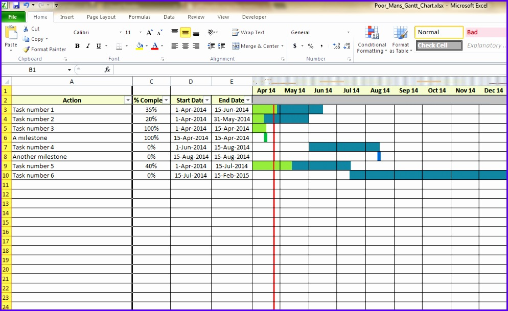 gantt screenshot 994609