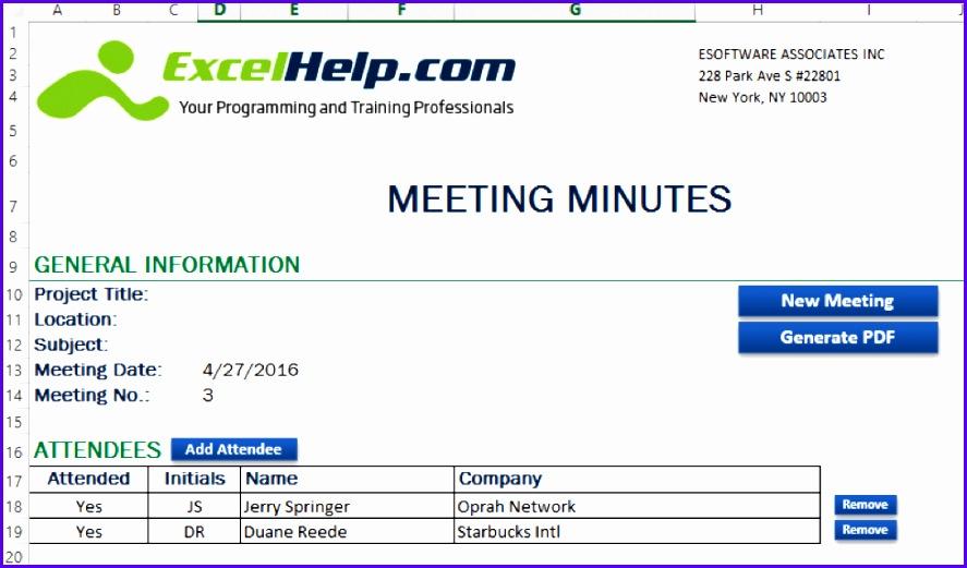 Meeting Miniutes 1 887521