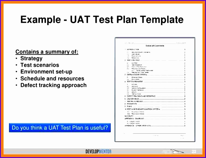 6 Uat Test Tracking Template Excel 686526