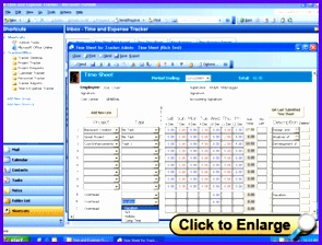 Excel Timesheets 295224