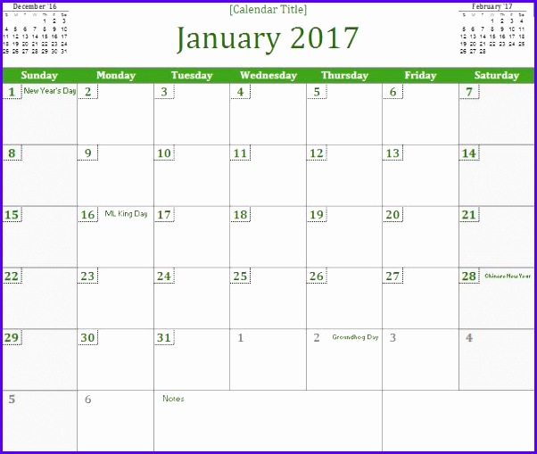 8 Year Calendar Template Excel Exceltemplates Exceltemplates