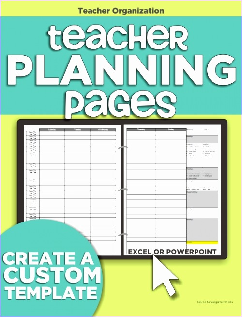 Schedule In Excel Template E6wxi Beautiful Teacher organization 5 Must Have Printables 550711