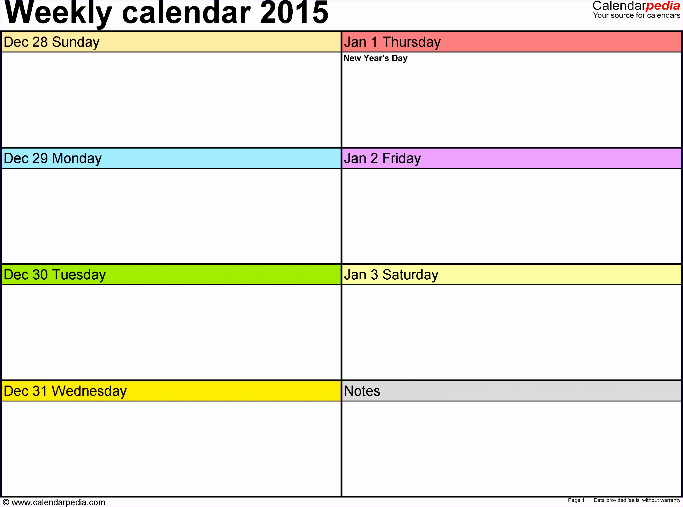 Weekly Rental Calendar Template : Schedule templates in excel exceltemplates