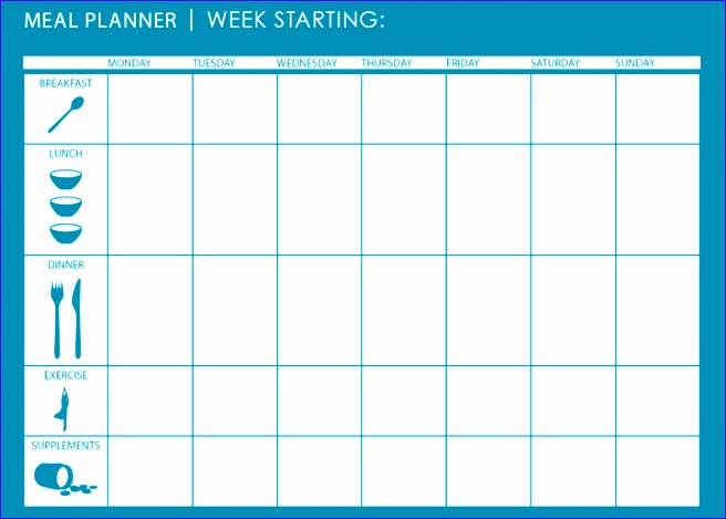 meal planner burlington 656469