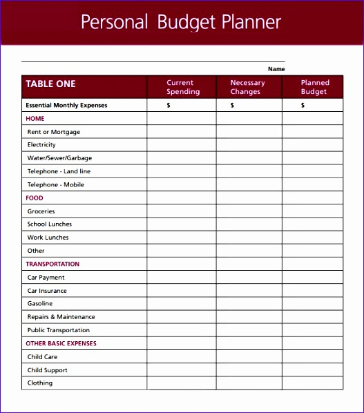 daily bud spreadsheet template 527598