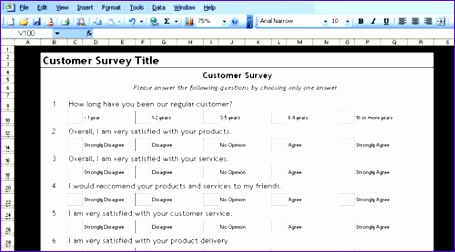 customer satisfaction survey sample questions 455252