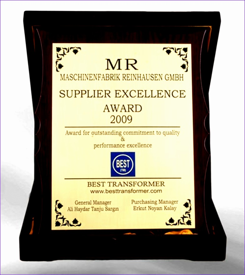 supplier excellence 786882