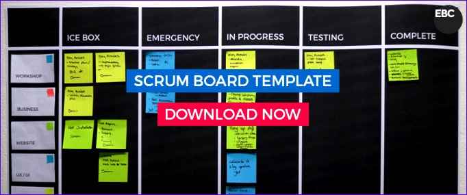 14 Scrum Excel Template Exceltemplates Exceltemplates