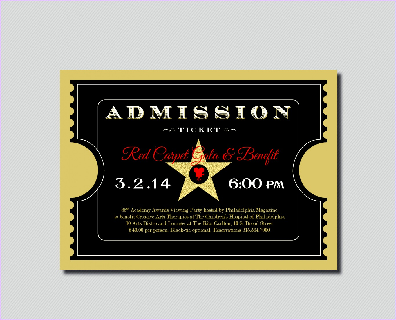 41 inspiring templates of admission ticket 13651104