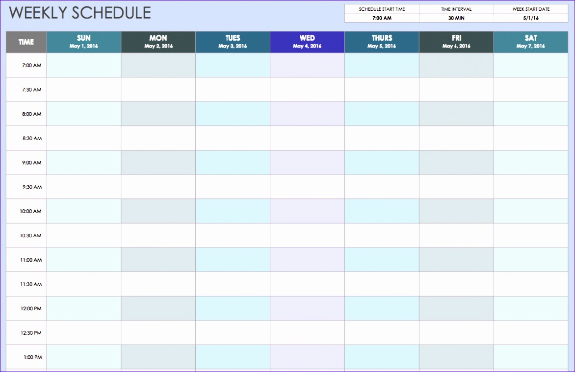 6 shift schedule excel template