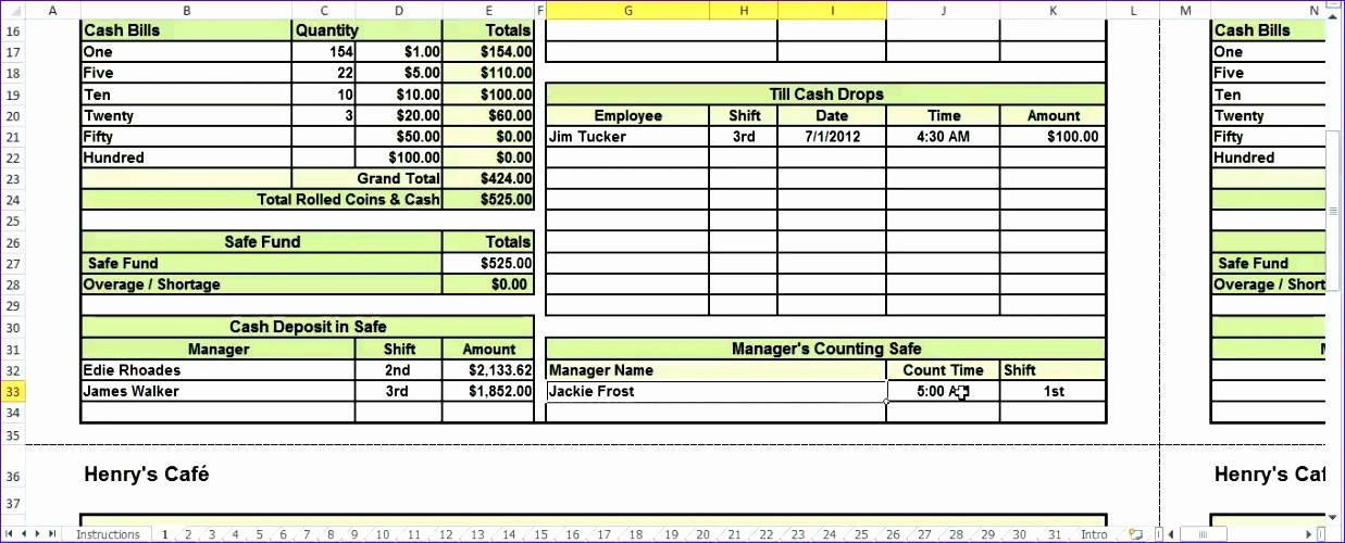 12 sign in sheet excel template - exceltemplates