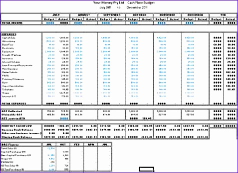 cashbook catalyst gst 477346