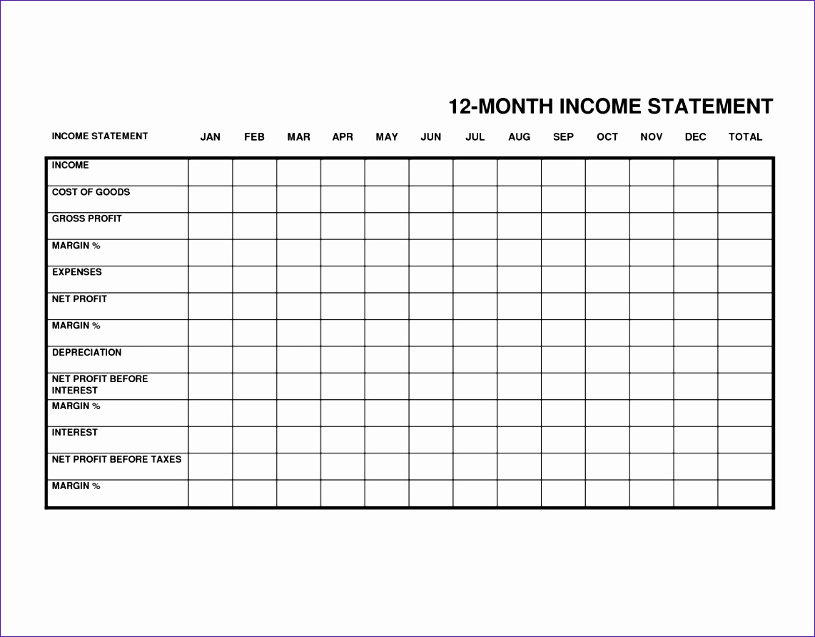 monthly in e statement