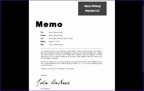 how to make memorandum 473299