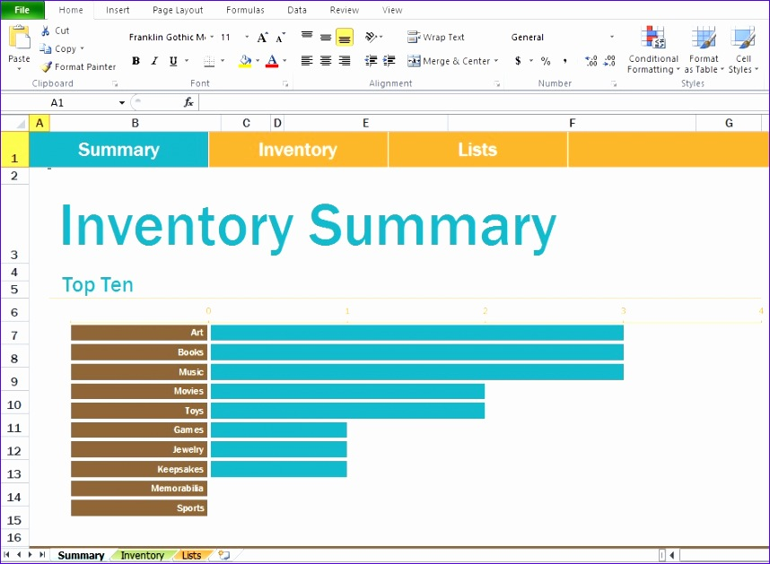 free inventory spreadsheet sample template 858629