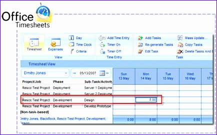 MicrosoftProjectInterface 434269