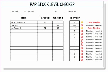 11 Stocktake Template Excel Exceltemplates Exceltemplates