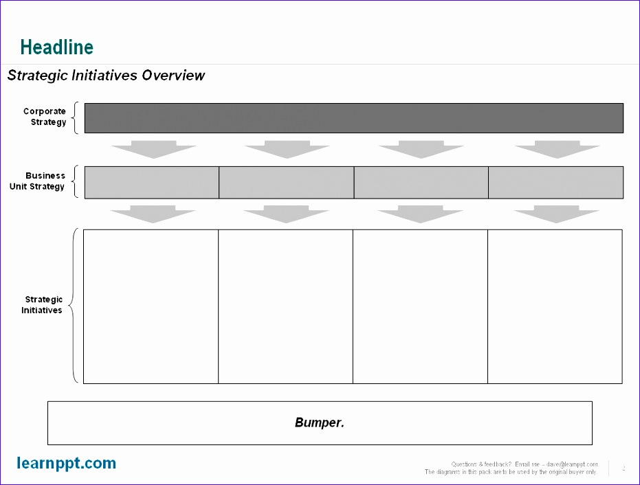 Strategic Plan Template Excel  Exceltemplates  Exceltemplates