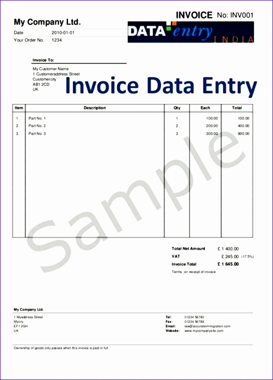 invoice format in excel india 562782