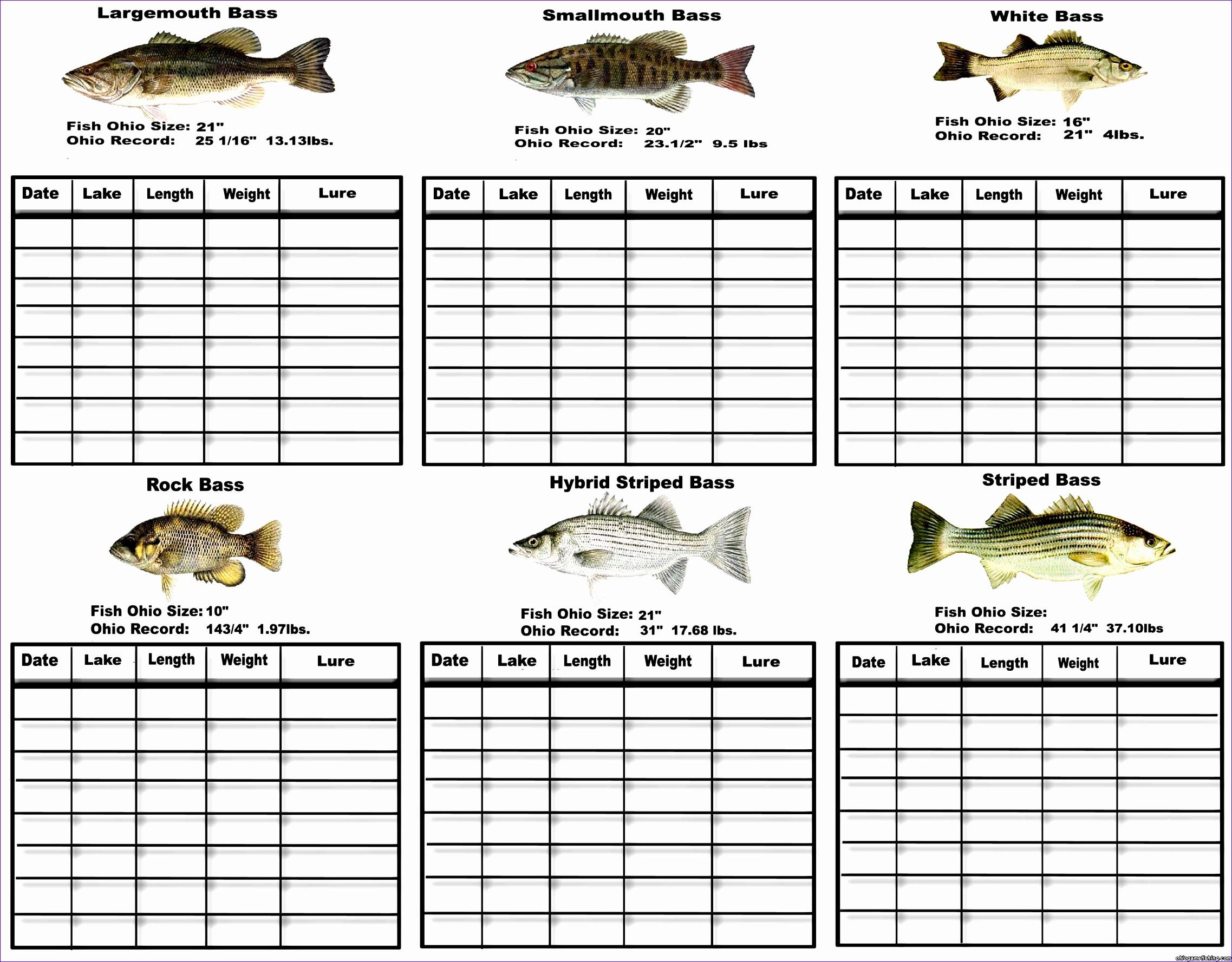 fishing log 22751777