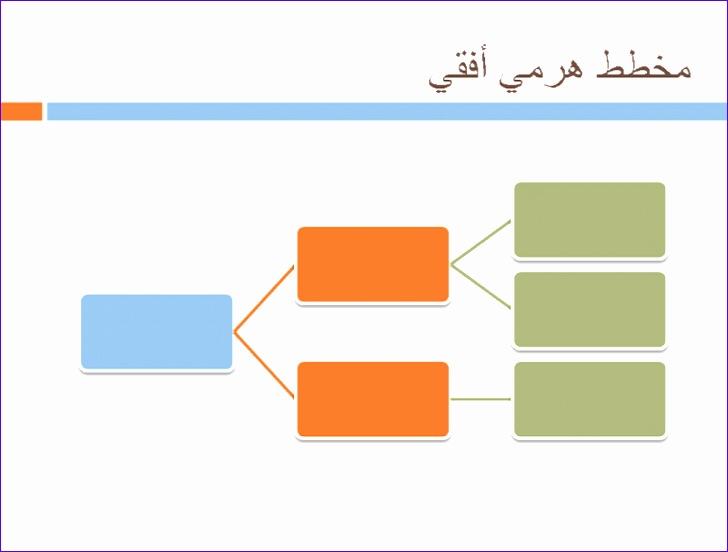 مخطط هرمي أفقي TM 728552