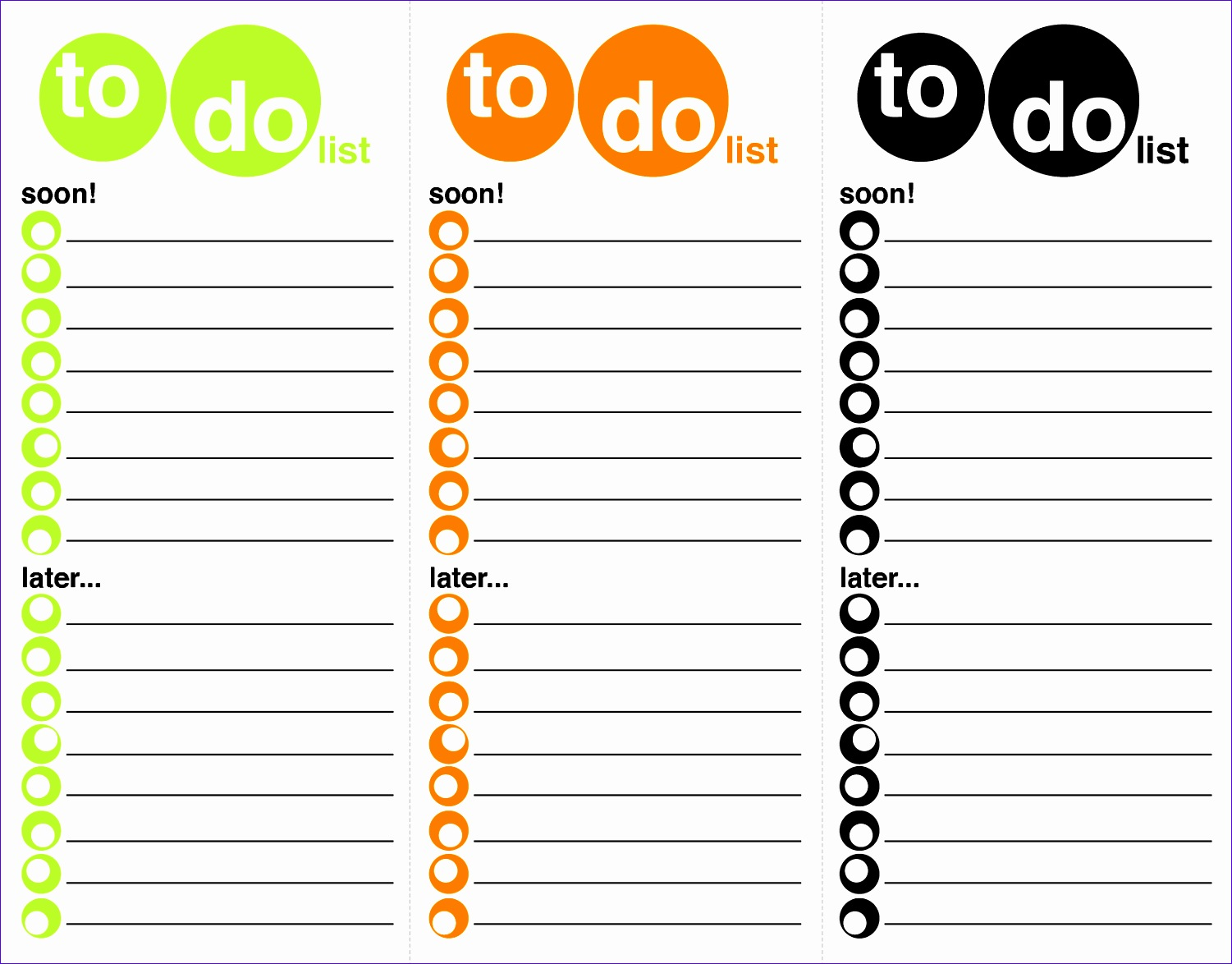 excel to do list template 15011174