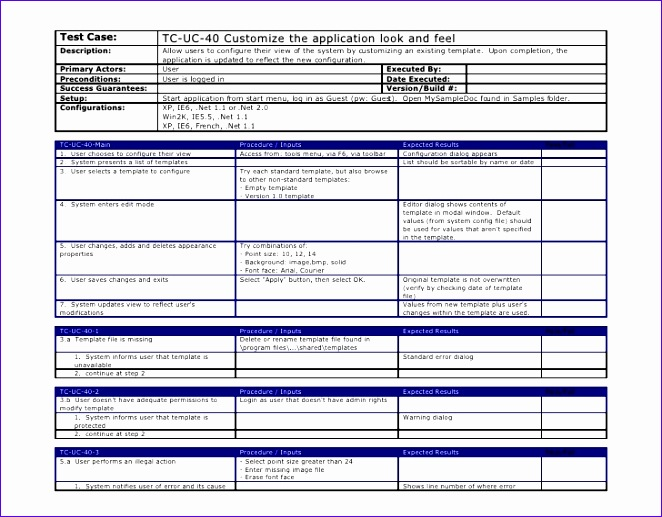 sample test plan presentation 662517