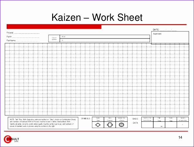 Time Card Excel Template Free F7wf4 Luxury Kaizen – forms & Checklists 728546