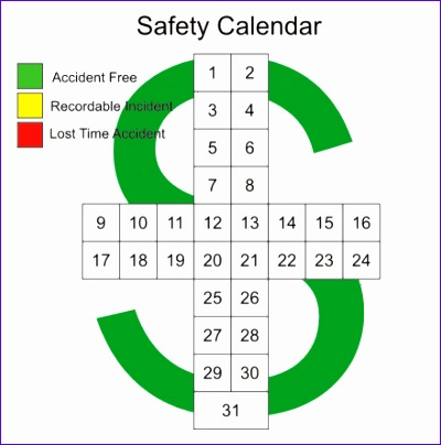safety cross daily 400404