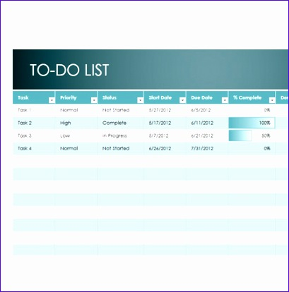 post excel do list template 409414