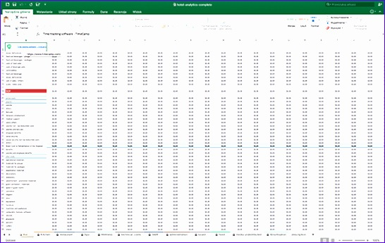 free timesheet excel templates 546345