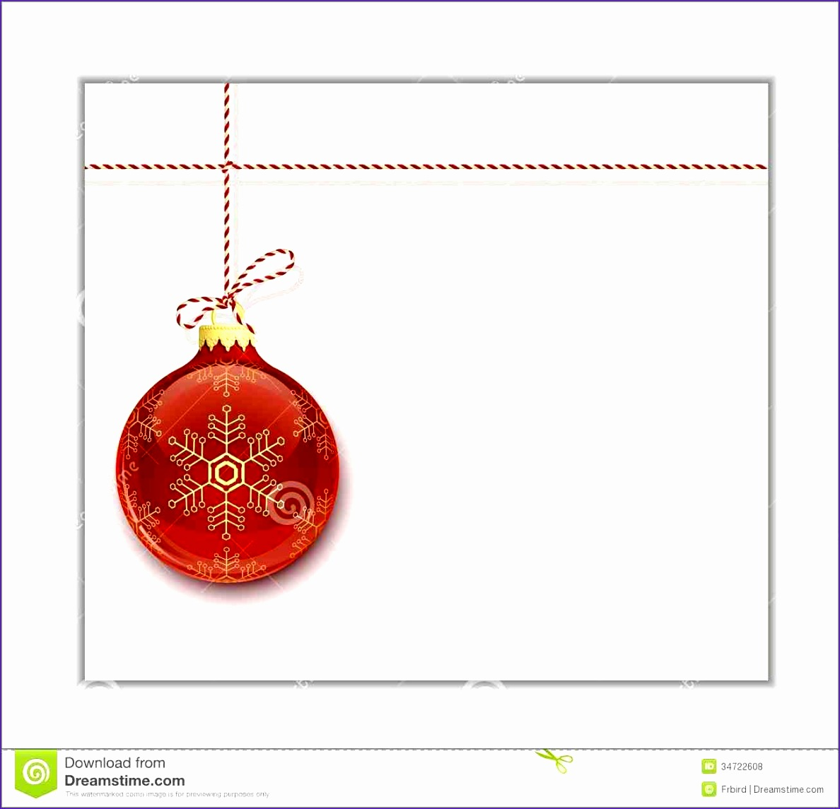 free christmas card templates 11881145