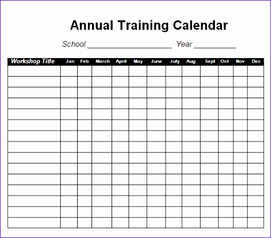 8 training diary template excel exceltemplates
