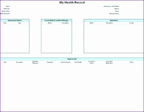 personal health record 298 500390