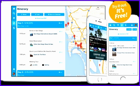 Travefy makes it easy to create trip plans and build itineraries from any puter or mobile device Start Your Itinerary 455281