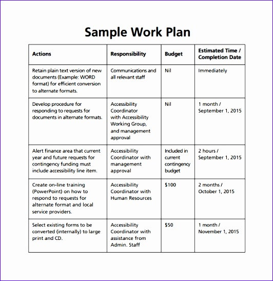 work plan template 532547