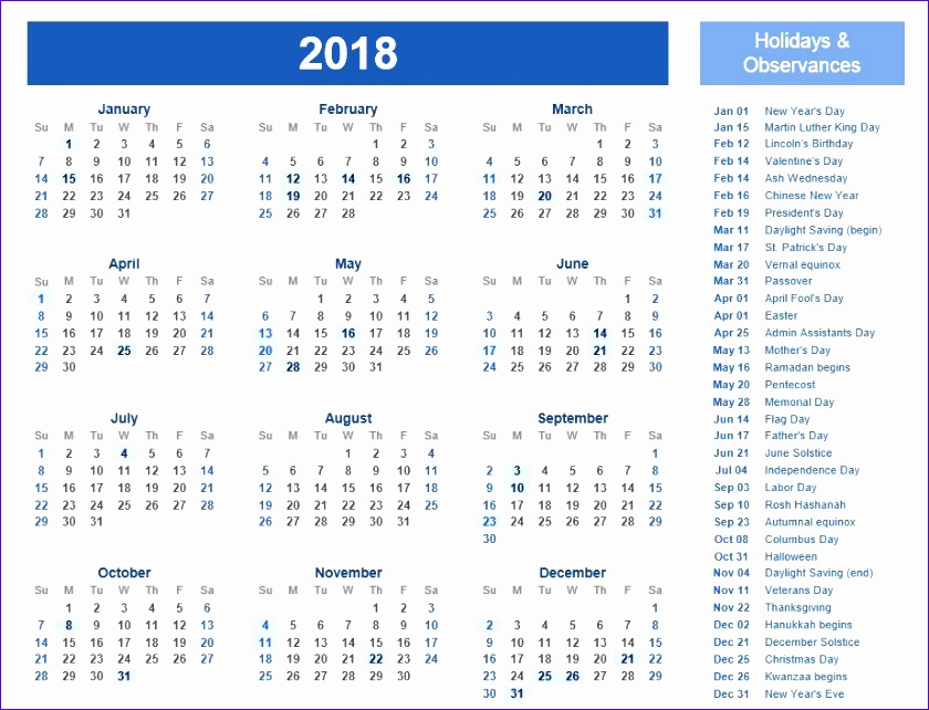 sample yearly calendar 840642