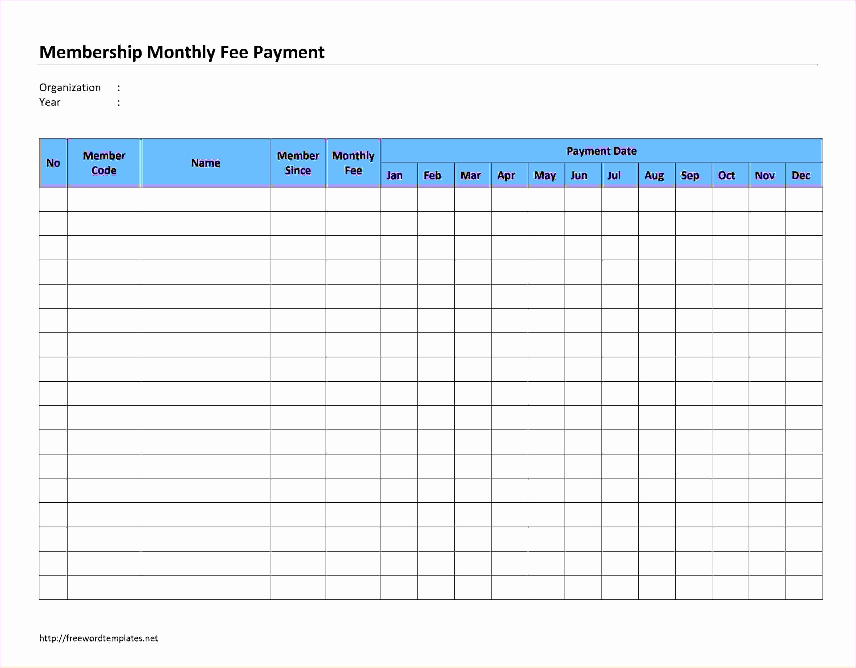 5 payment schedule template 30042347
