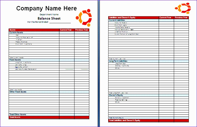 Weekly Financial Report Template Financial Statement Template