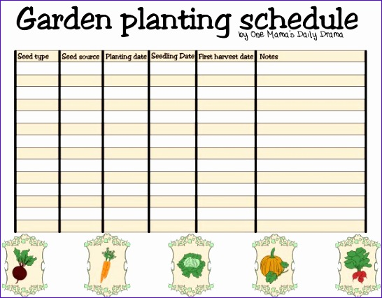home gardening printable giveaway 546426