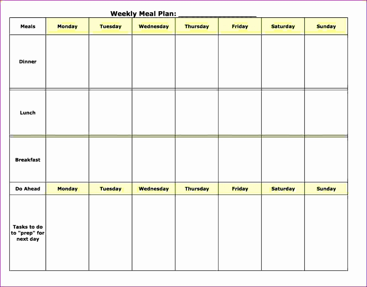 free employee weekly schedule template 1209945