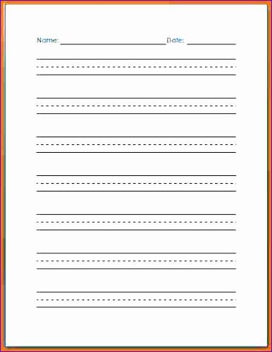 handwriting practice paper 386500
