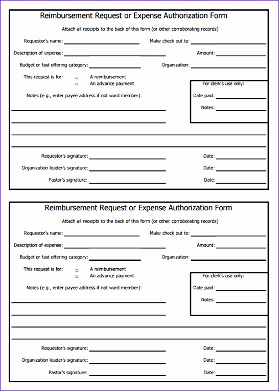 expense approval authorization form 546764