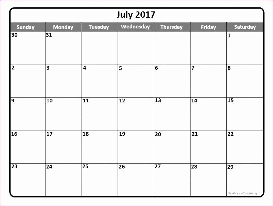 july 2017 calendar template 415 879666