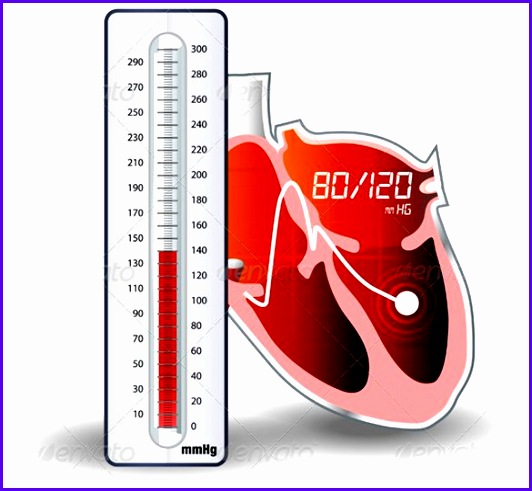 Blood Pressure Chart Template Download