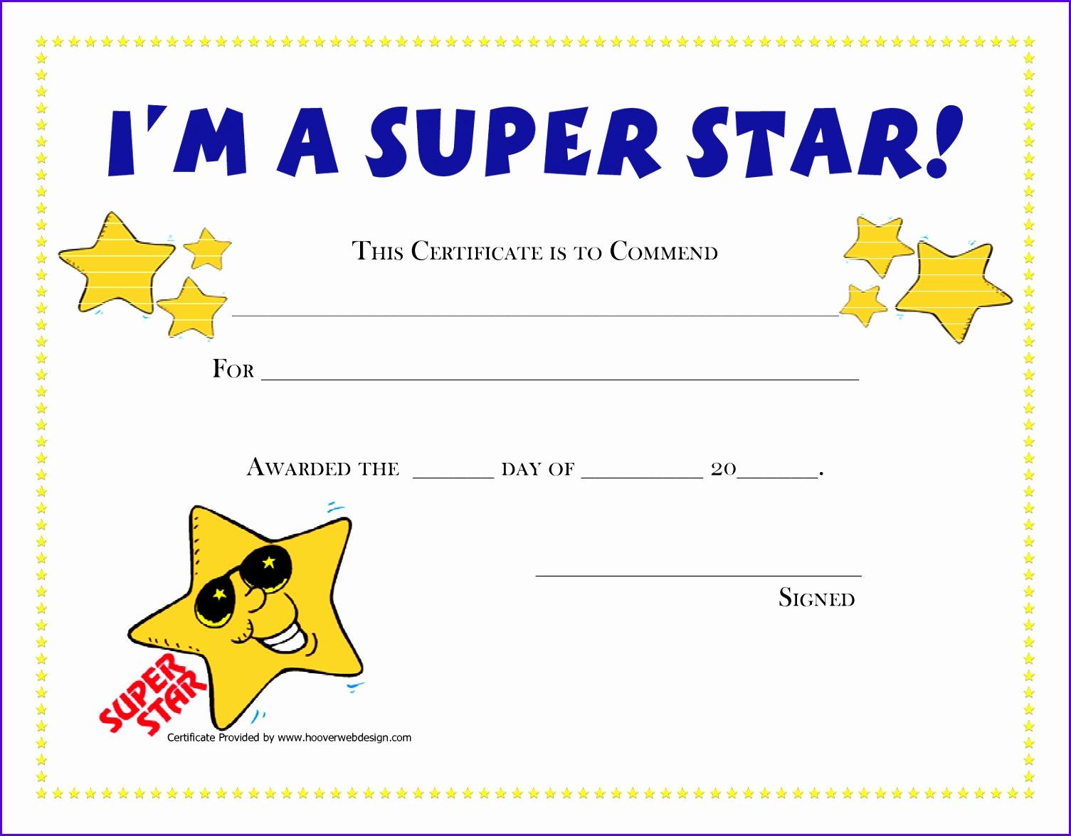 Free Printable Award Certificates 15051176