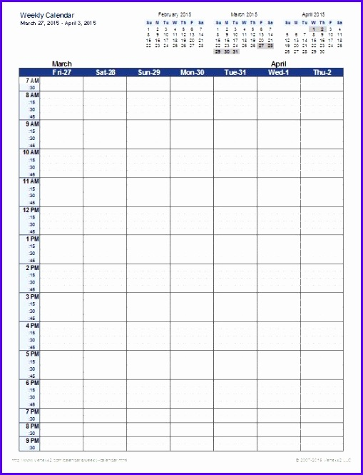 Example Excel Blank Calendar Template Osedh Lovely Best 25 Weekly Calendar Template Ideas On Pinterest 560723