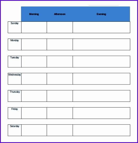 Example Excel Calendar Template Weekly Bjisj New Excel Calendar Schedule Template – 15 Free Word Excel Pdf 585600