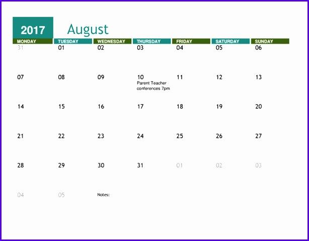 Academic calendar any year 614478