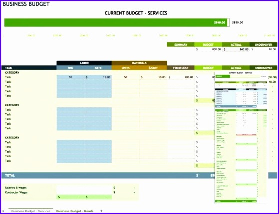 100 Expense Report Template Excel 7 Expense Report Template 559429